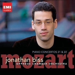Jonathan Biss/Orpheus Chamber Orchestra 歌手頭像