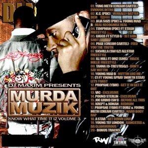 Murda Muzik 歌手頭像