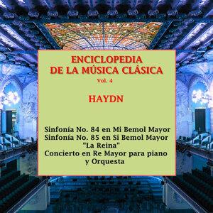 Enciclopedia de la Música Clásica Vol. 4 歌手頭像