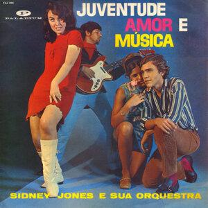 Sidney Jones 歌手頭像