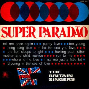 The Britain Singers 歌手頭像