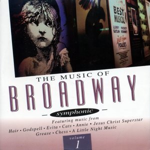 The Music of Broadway, Vol. 1 歌手頭像