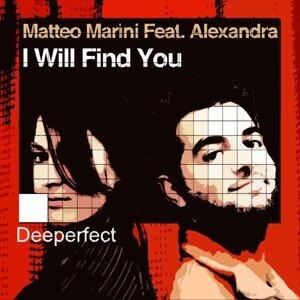 Matteo Marini, Alexandra 歌手頭像
