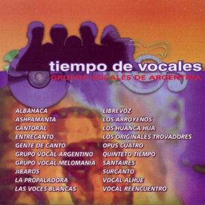 Tiempo De Vocales 歌手頭像