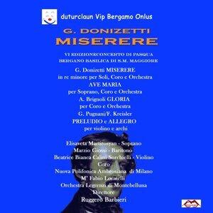 Orchestra Legrenzi, Ruggero Barbieri 歌手頭像