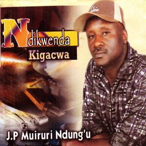 J.p Muiruri Ndung'u 歌手頭像