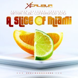 Xcalibur Records Presents Winter Music Conference 2010 - A Slice of Miami 歌手頭像