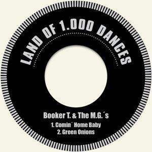 Booker T. & The M.G.´s 歌手頭像