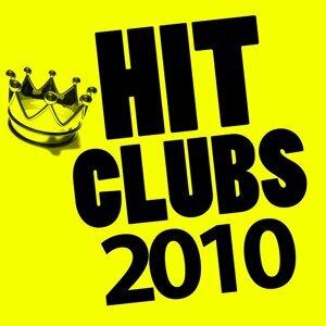 Hit Clubs 2010 歌手頭像