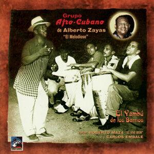 """Grupo Afro-Cubano de Alberto Zayas """"El Melodioso"""" 歌手頭像"""