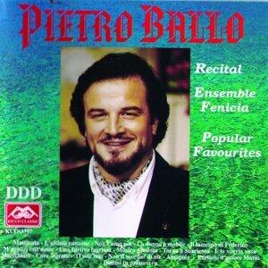 Pietro Ballo 歌手頭像