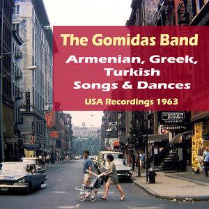 The Gomidas Band 歌手頭像