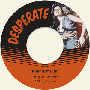 Ronnie Martin 歌手頭像