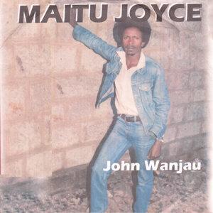 John Wanjau 歌手頭像