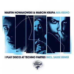 Martin Nowakowski, Marcin Krupa 歌手頭像
