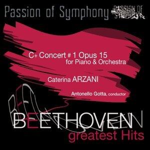 Compagnia D'Opera Italiana, Antonello Gotta, Caterina Arzani 歌手頭像
