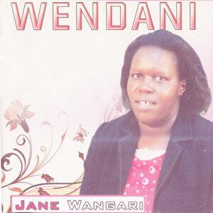 Jane Wangari 歌手頭像