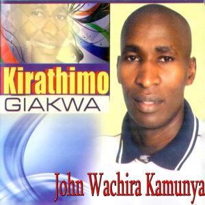 John Wachira Kamunya 歌手頭像