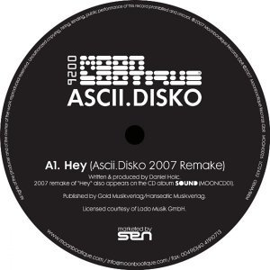 Ascii Disko 歌手頭像