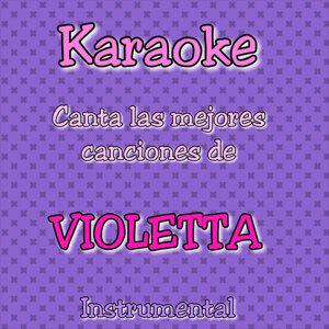 Karaoke Violetta 歌手頭像