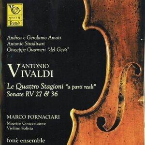 Marco Fornaciari, fonè ensemble 歌手頭像