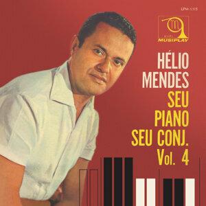 Hélio Mendes 歌手頭像