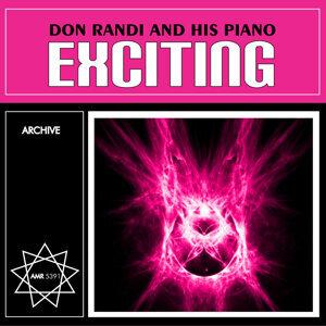 Don Randi and his Piano 歌手頭像