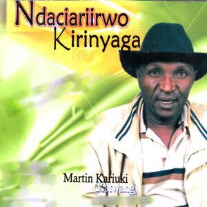 Martin Kariuku Katwang 歌手頭像