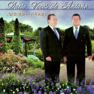 Dueto Voces De Antaño 歌手頭像