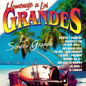 La Sonora Grande 歌手頭像