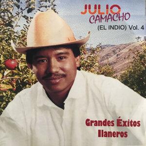 """Julio Camacho """"El Indio"""" 歌手頭像"""