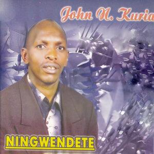 John N. Kuria 歌手頭像