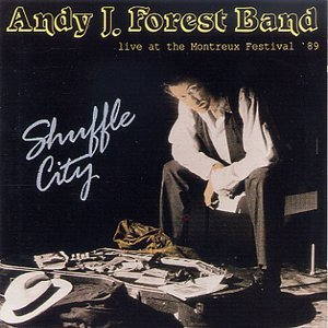 Andy J. Forest Band 歌手頭像