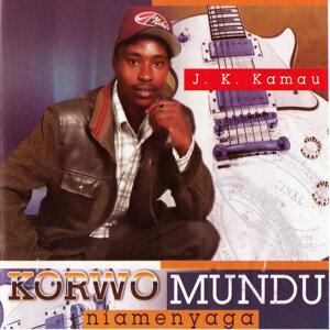 J.K Kamau 歌手頭像