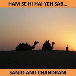 Sanjo & Chandrani 歌手頭像