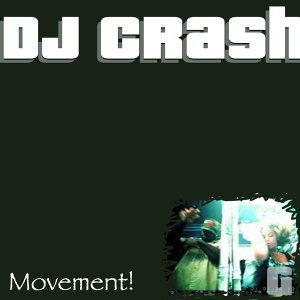 Dj Crash 歌手頭像