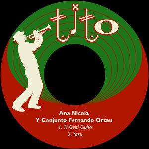 Conjunto Fernando Orteu 歌手頭像