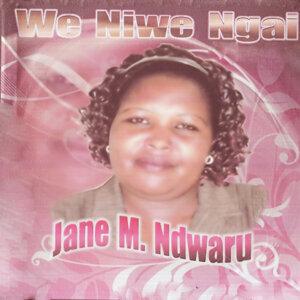 Jane M. Ndwaru 歌手頭像
