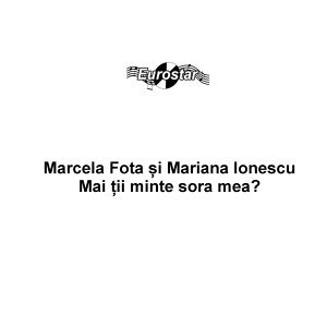 Marcela Fota 歌手頭像