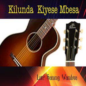 Late Sammy Wambua 歌手頭像