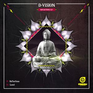 D-vision 歌手頭像