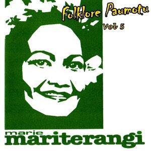 Marie Mariterangi 歌手頭像