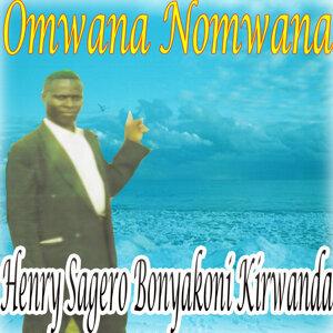 Henry Sagero Bonyakoni Kirwanda 歌手頭像