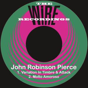 John Robinson Pierce 歌手頭像