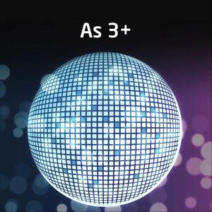 As 3+ 歌手頭像