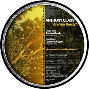 Anthony Class 歌手頭像