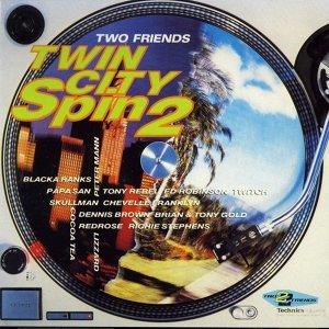 Two Friends - Twin City Spin 2 アーティスト写真