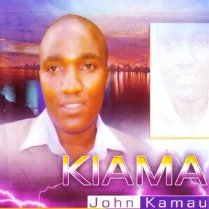 John Kamau 歌手頭像