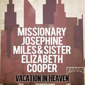 Missionary Josephine Miles & Sister Elizabeth Cooper