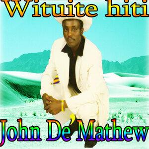 John De Mathew 歌手頭像